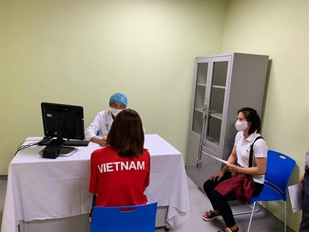 Vietnam gears up to host SEA Games 31 hinh anh 1