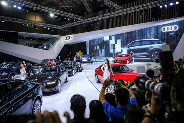Vietnam Motor Show 2021 cancelled hinh anh 1