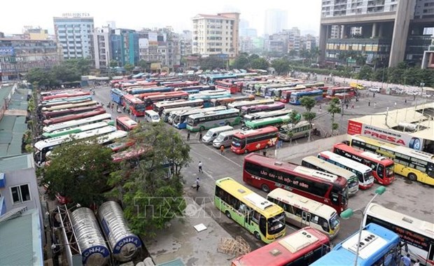 15 localities agree to resume inter-provincial road passenger transport services hinh anh 1