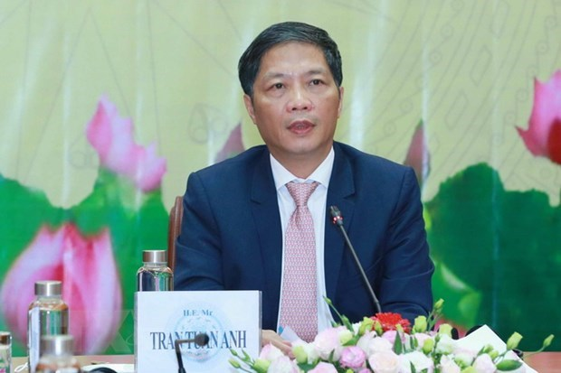 Vietnam willing to facilitate US firms' operations amid COVID-19: Party official hinh anh 1