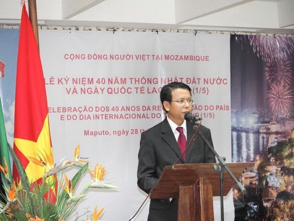 Reunification Day celebrated in Venezuela and Mozambique hinh anh 1