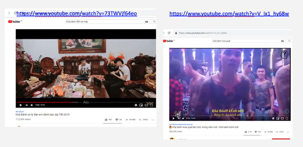 Vietnam battles against YouTube over harmful clips