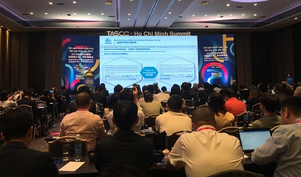 Global textile supply chain conference talks green trend