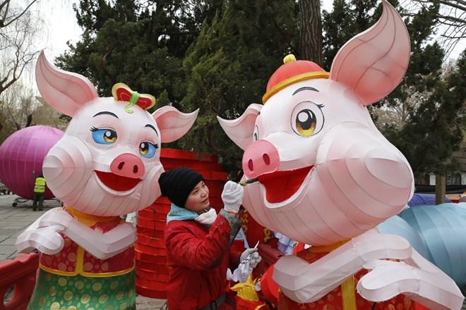 Pig – zodiac sign of Lunar New Year 2019 | Vietnam+ (VietnamPlus)