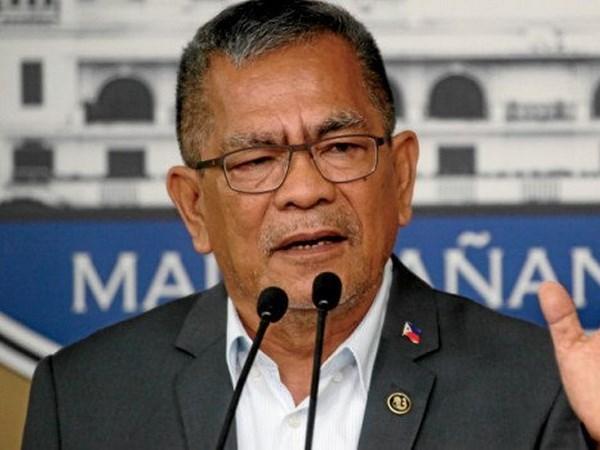 Philippine Interior Secretary Removed Vietnam Vietnamplus