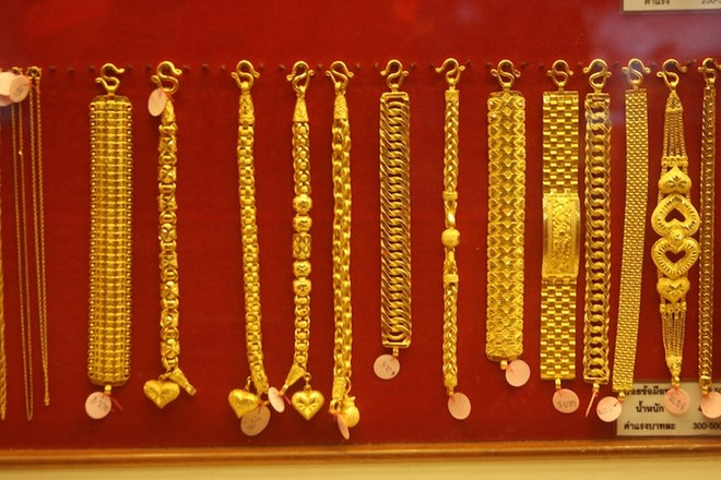 Gold Price 5 Month High In Thailand