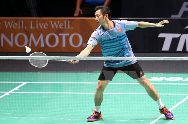 Top badminton player eliminated from French Open | Vietnam+