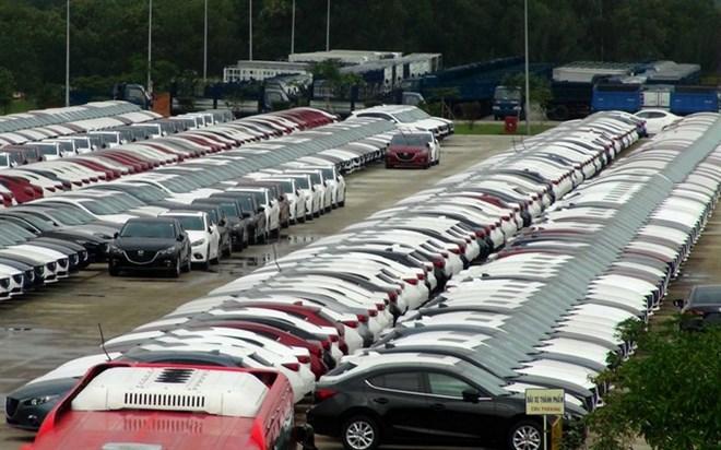 Car companies voice concern over Decree 116 | Vietnam+ (VietnamPlus)