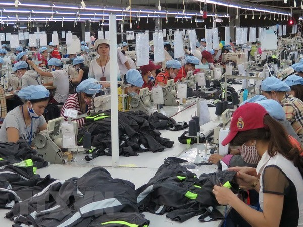 Garment-textile sector targets green production | Vietnam+ (VietnamPlus)