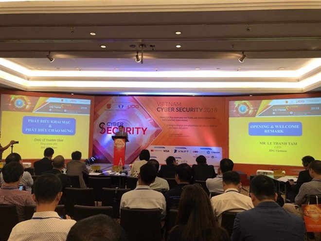 HCM City hosts cyber security conference | Vietnam+