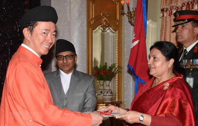 Vietnam enhances relations with Nepal | Vietnam+ (VietnamPlus)