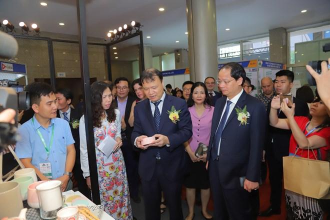 Vietnam International Trade Fair 2019 opens in Hanoi | Vietnam+