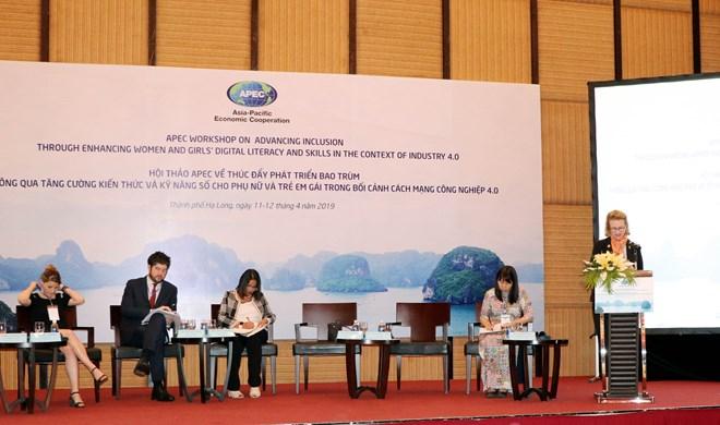 APEC workshop seeks to enhance digital literacy in women