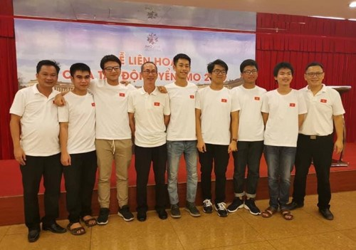 Six Vietnamese students to compete in Int'l Mathematical