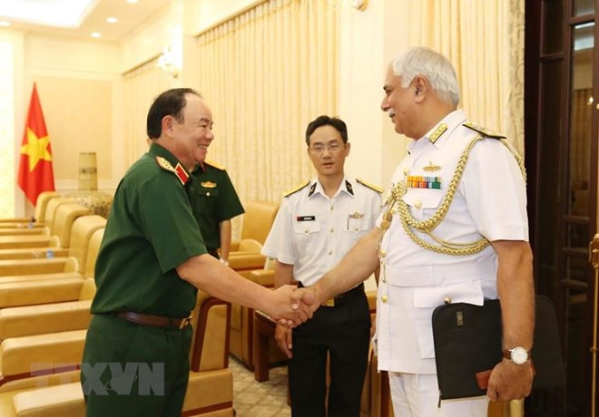 Boosting defence external relations to safeguard national