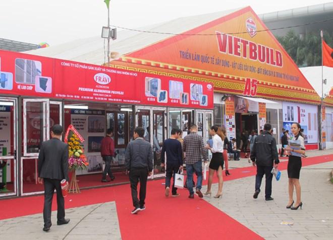 Vietbuild Hanoi to feature over 1,600 pavilions | Business | Vietnam+  (VietnamPlus)