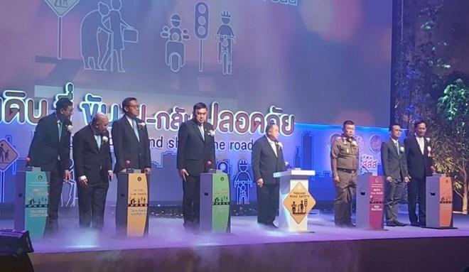 Thailand seeks to reduce traffic accidents | Vietnam+ (VietnamPlus)