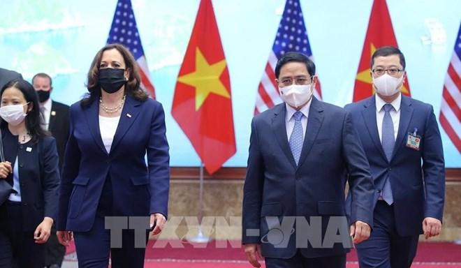 White House highlights enhancement of US-Vietnam Comprehensive Partnership  | Politics | Vietnam+ (VietnamPlus)