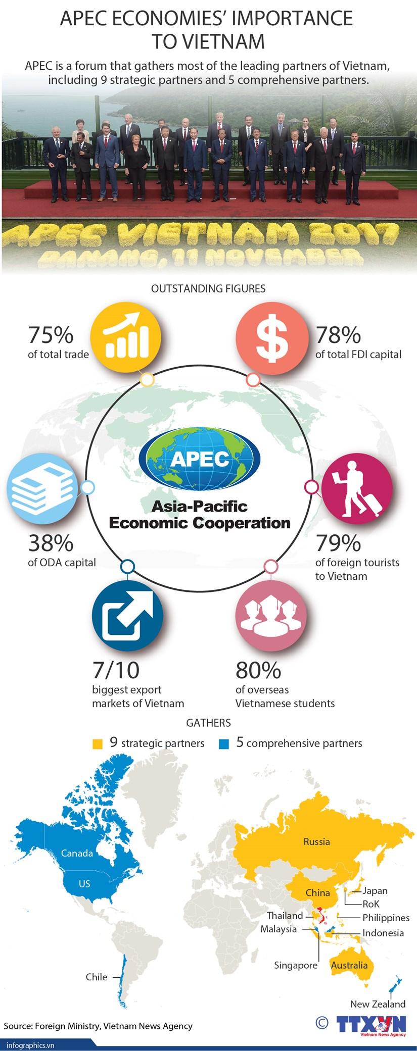 APEC economies' importance to Vietnam hinh anh 1