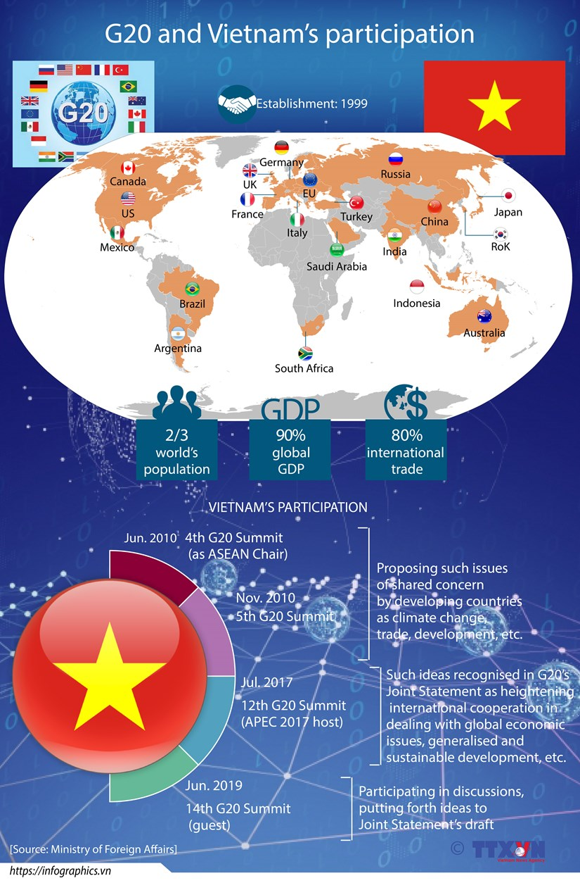 G20 and Vietnam's participation hinh anh 1