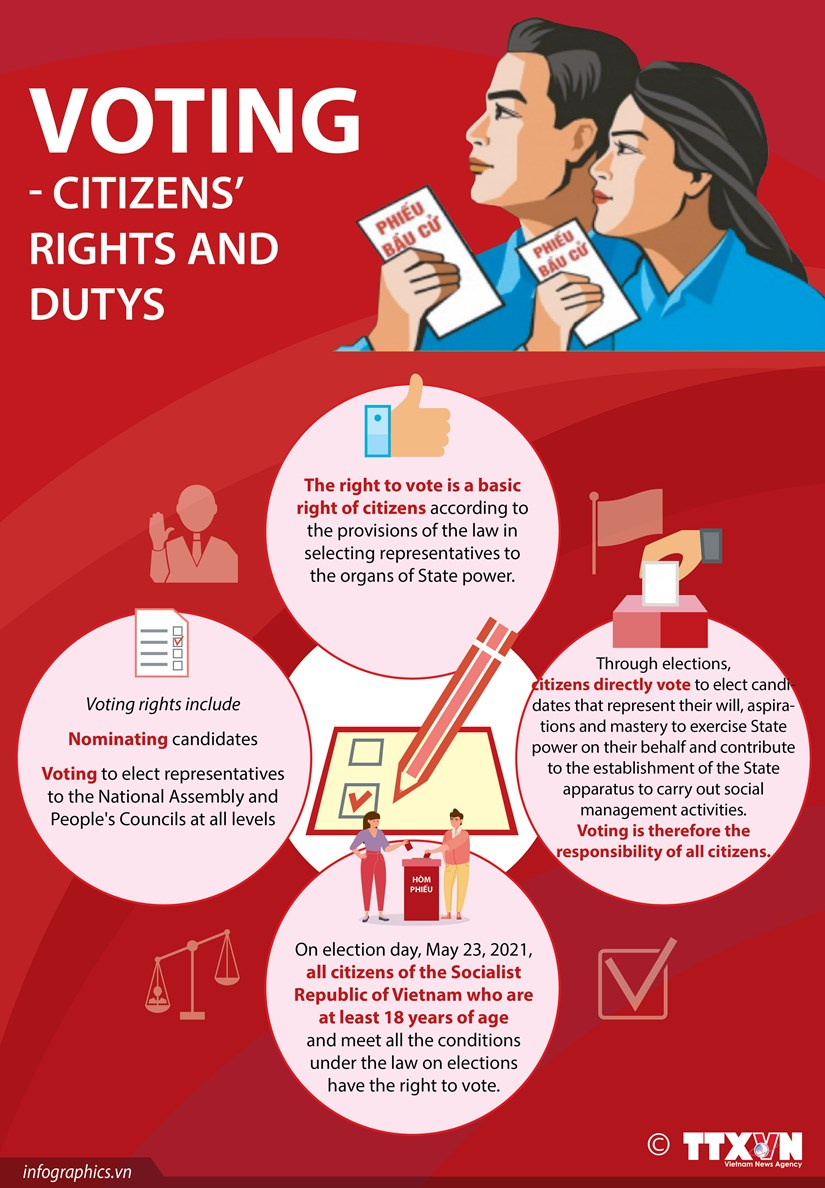 Voting - Citizens' rights and duties hinh anh 1