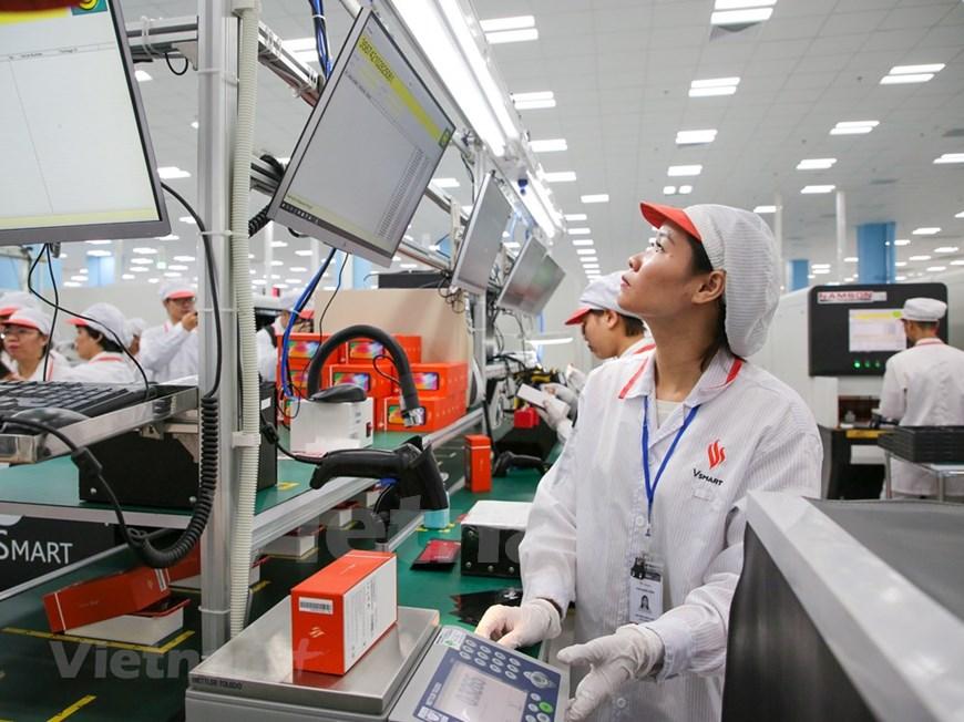 Image result for vinsmart manufacturing