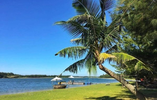 Quang Nam develops sustainable sea, island tourism
