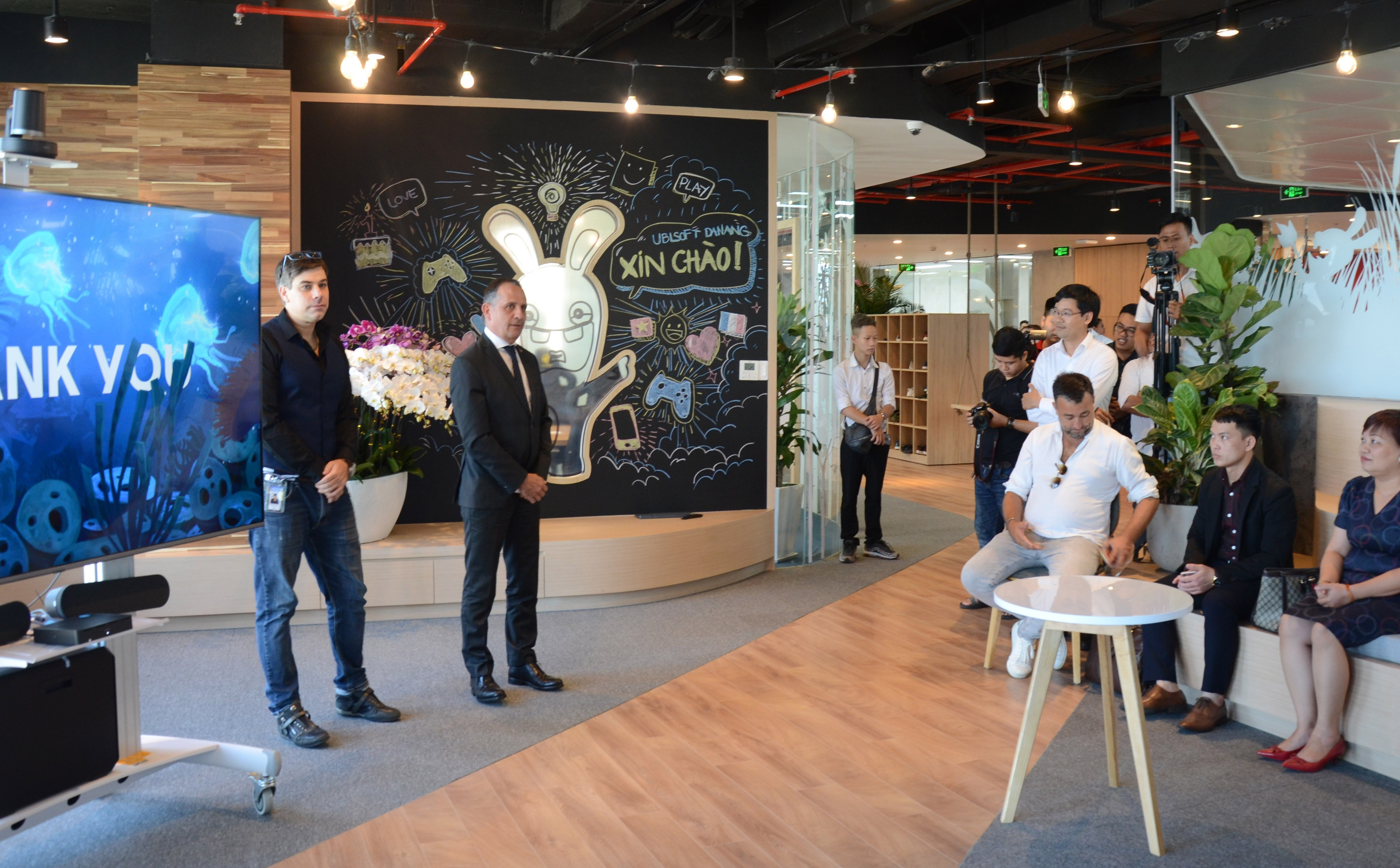 Major French Video Game Company Opens Office In Da Nang Business Vietnam Vietnamplus