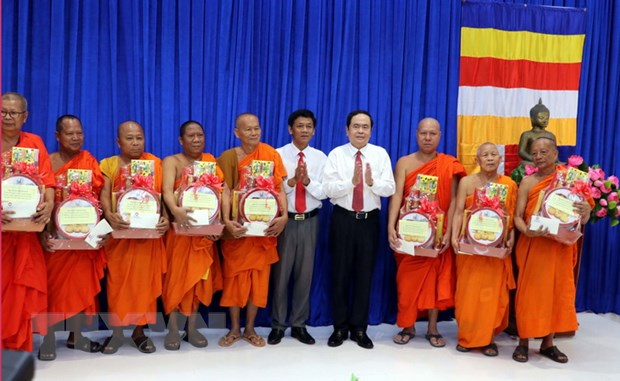 Khmer people in Soc Trang ready for Chol Chnam Thmay