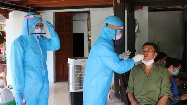Vietnam logs two new domestically-transmitted COVID-19 infections