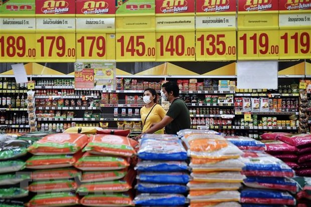 Thailand: Rice exports drop 23 percent in first quarter