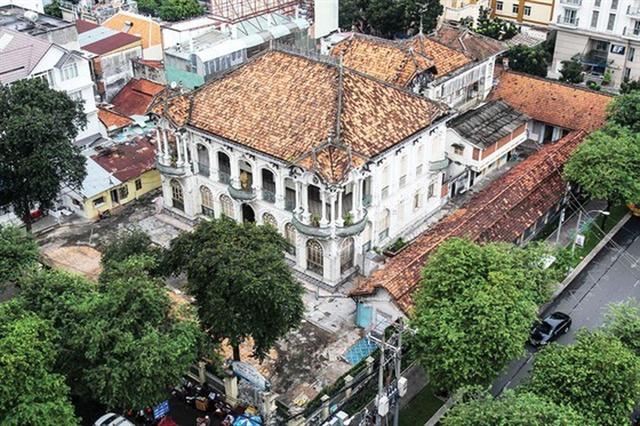 HCM City adds more pre-1975 villas to preservation list