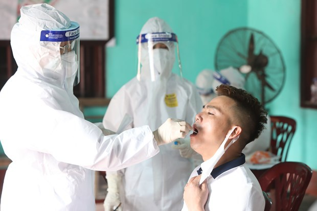 Vietnam records 20 new COVID-19 cases on May 15 morning