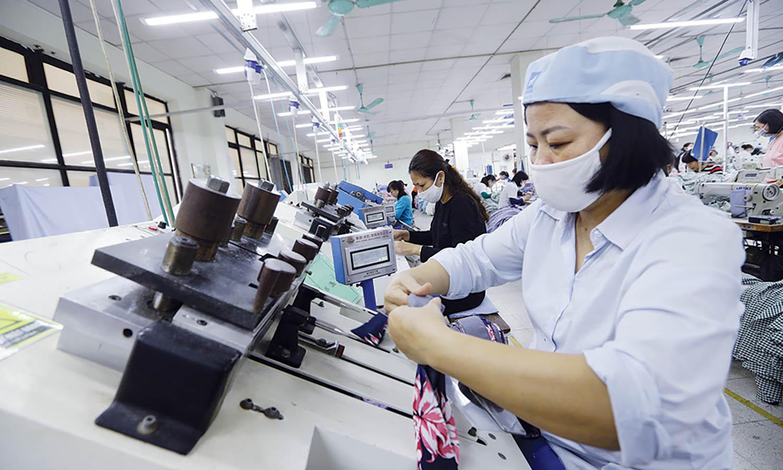 Textile-garment enterprises investing in materials to take advantage of FTAs
