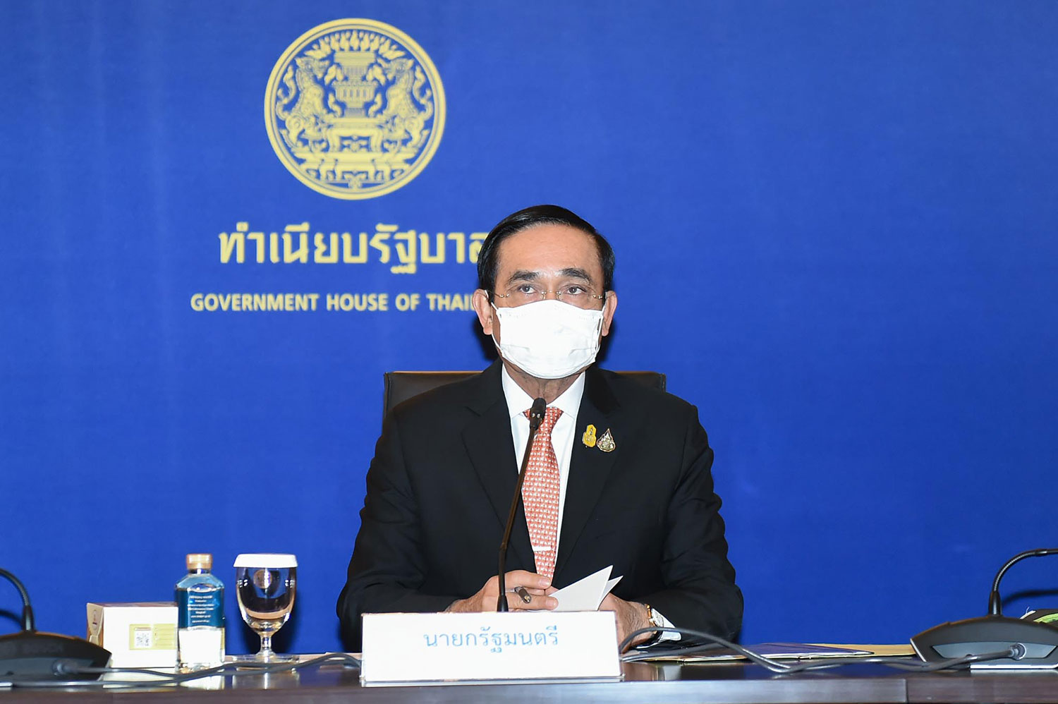 Thai CEOs propose strategy on post-pandemic economic recovery