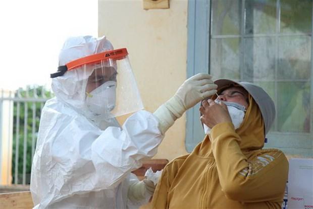 Vietnam records 10,585 COVID-19 cases on September 15