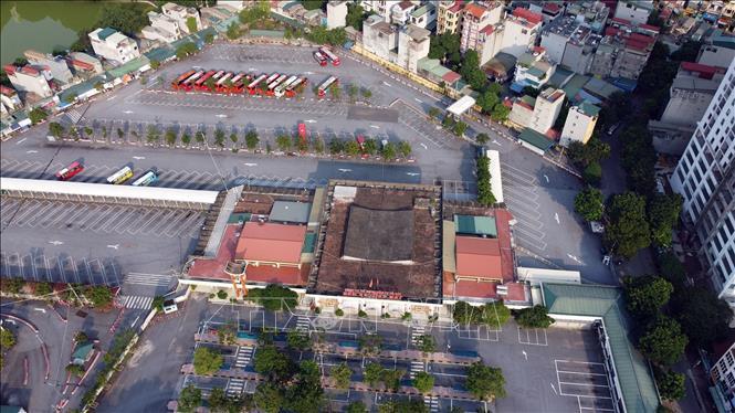 Hanoi preparing for resumption of road transport services