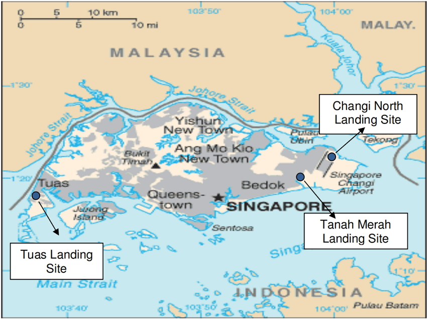 Singapore: Undersea cable to facilitate power import from Indonesia