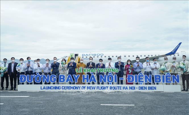 Bamboo Airways opens Hanoi- Dien Bien route