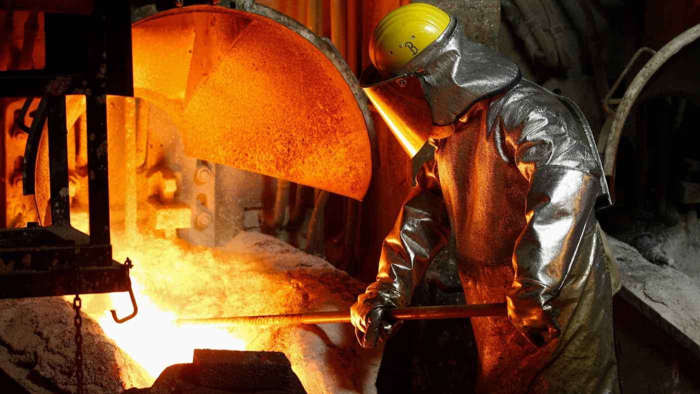 Indonesia builds copper smelter worth 3 billion USD